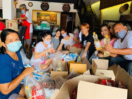 Feeding Phuket