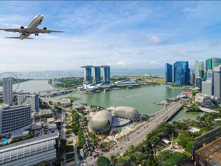 Singapore, Hong Kong launch world's first Air Travel Bubble