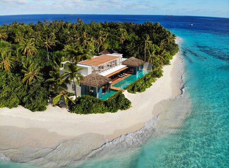 Raffles launches island hideaway