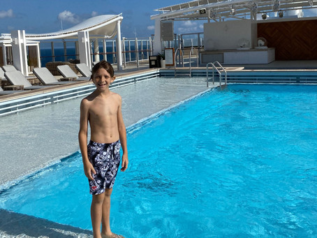 A weekend 'seacation' with Dream Cruises