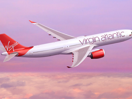Virgin Atlantic offers free covid insurance cover