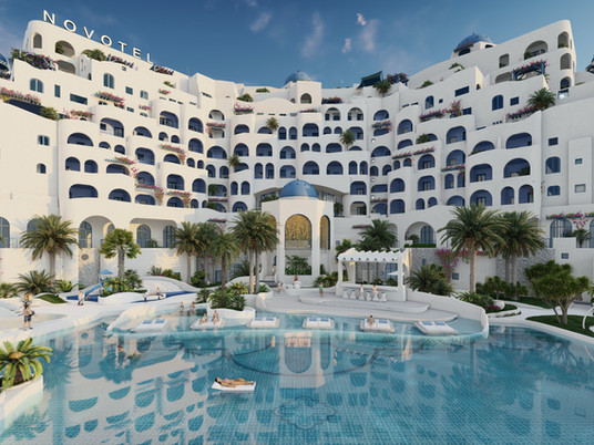 Novotel and Movenpick open at Vietnam 'mega-resorts'