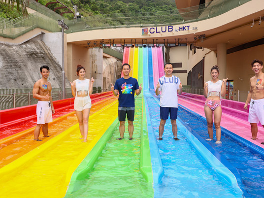 Water World Ocean Park gears up for preview day