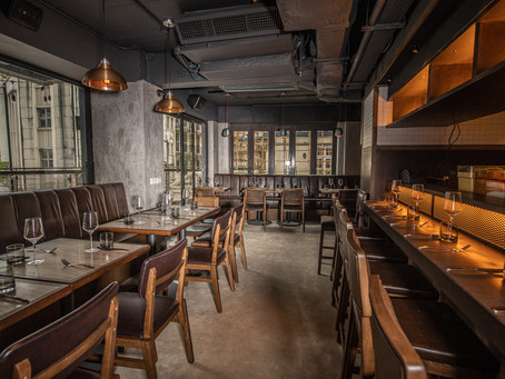 Smoke & Barrel debuts in Hong Kong's Central district