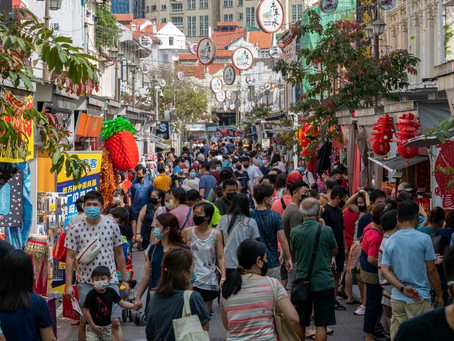 Singapore shows Asia way out of pandemic