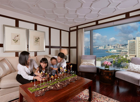 Win a luxury staycation at Mandarin Oriental, Hong Kong!