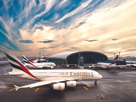 Emirates suspends South Africa flights