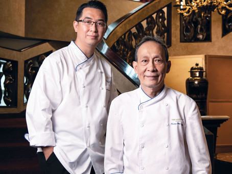 Hong Kong master chef reveals secrets to his Michelin-starred success