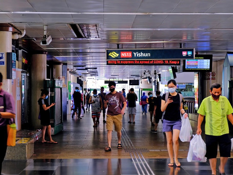 Singapore tightens quarantine and social distancing