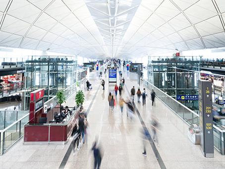 Pre-flight testing opens at Hong Kong Airport
