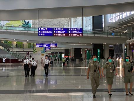 Hong Kong quarantine increased to three weeks
