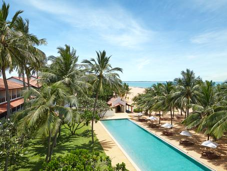 Blue sky dreaming in Sri Lanka