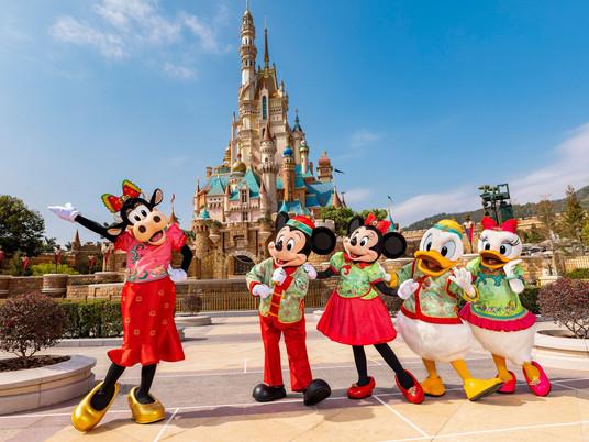 Hong Kong Disneyland Resort to reopen