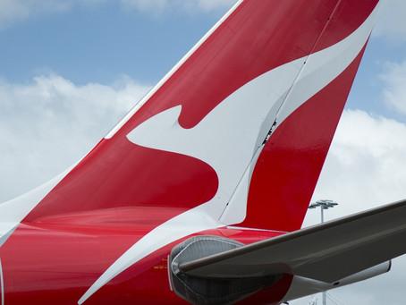Qantas to resume international flights by October