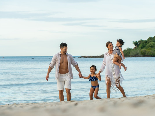 Family packages at Melia Koh Samui