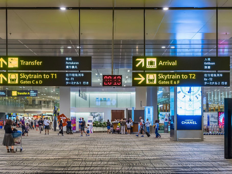 Singapore demands pre-arrival testing for high-risk travellers