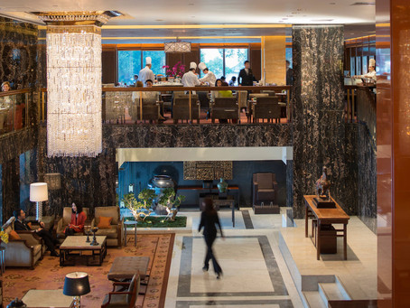 Hong Kong's Mandarin Oriental welcomes new dining space