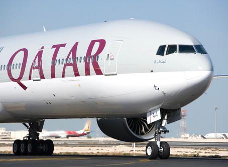 Qatar resumes daily flights with London's Gatwick