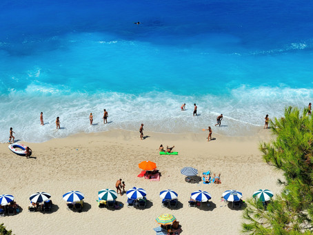 Greece opens up to holidaymakers