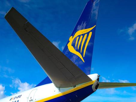 Ryanair launches digital 'travel wallet'