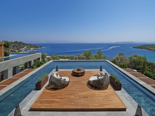 Mandarin Oriental Bodrum opens sparkling new dining spaces