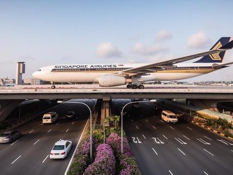 Hong Kong bans Singapore Airlines flights