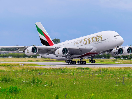 Emirates resumes A380 service with Hong Kong