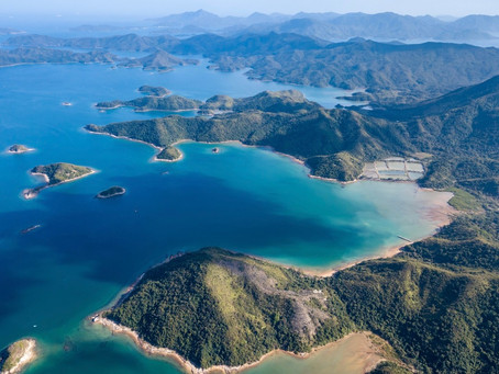 Hong Kong and the mystery of the missing beaches