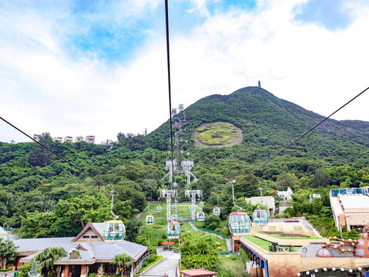 Hong Kong's Ocean Park reveals resort ambitions