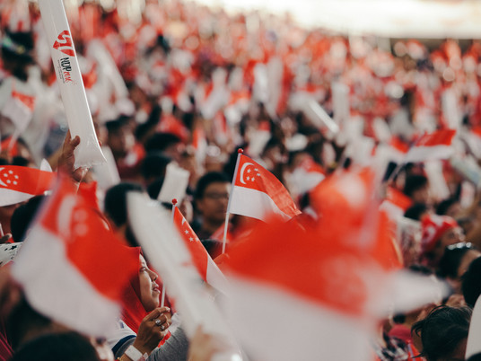 Singapore celebrations for National Day