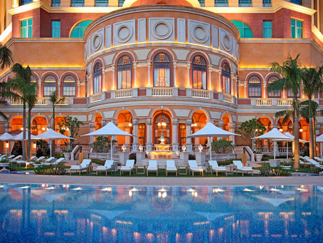 WIN! A night at Four Seasons Hotel Macao!