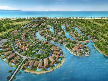 New resorts to open in Oman, Maldives and Myanmar