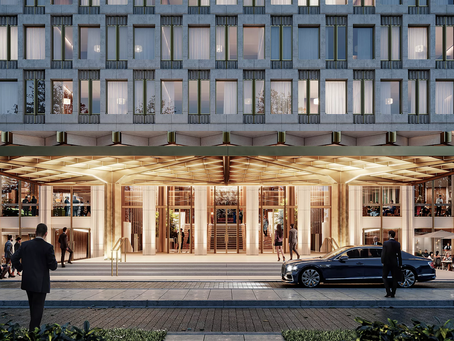 Hong Kong's Rosewood to open Mayfair hotel