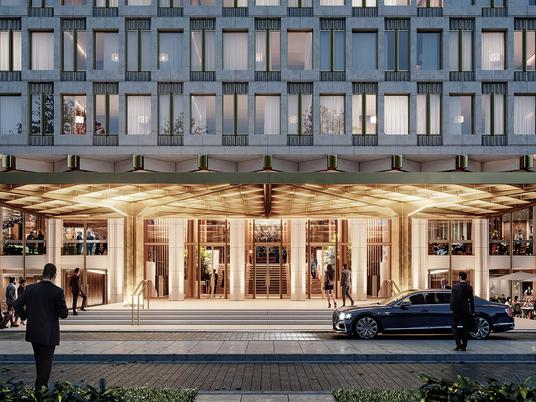 Hong Kong's Rosewood to open Mayfair hotel