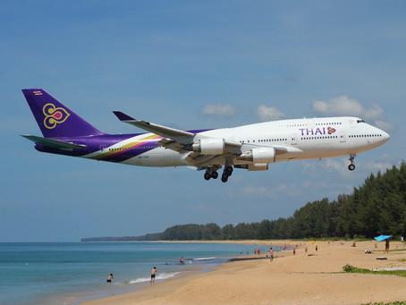 Phuket flights to resume with Hong Kong