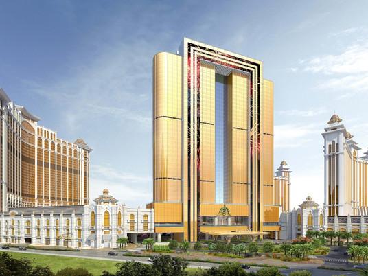 Inside the new Raffles Macau