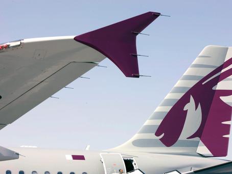 Qatar Airways banned from landing in UK