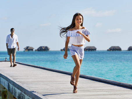 A deep dive into relaxation at Conrad Maldives Rangali Island