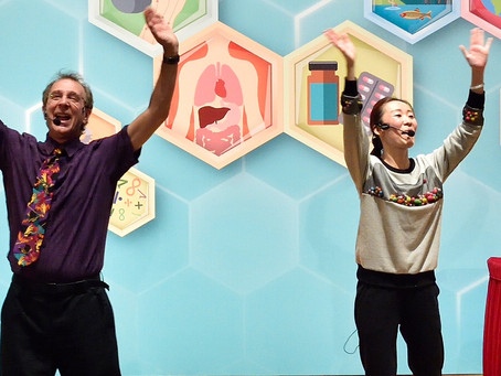 Hong Kong Science Museum hosts Croucher Science Week for kids