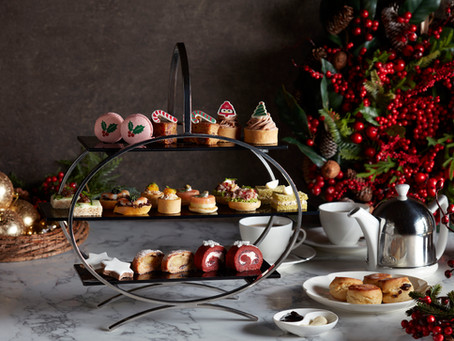 The tastiest festive Christmas teas in town