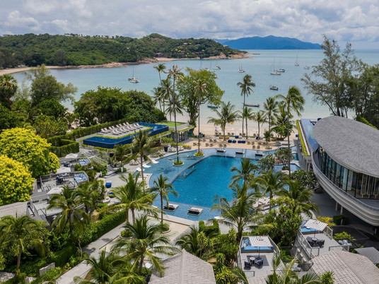 Melia Koh Samui opens with Thai rice boat villas
