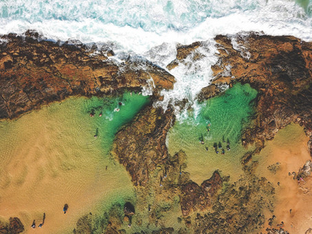 Shipwrecks and sandcastles on Australia's Fraser Island