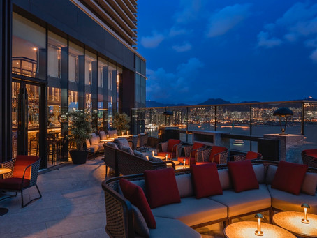 Birthday staycay offer overlooking Victoria Harbour