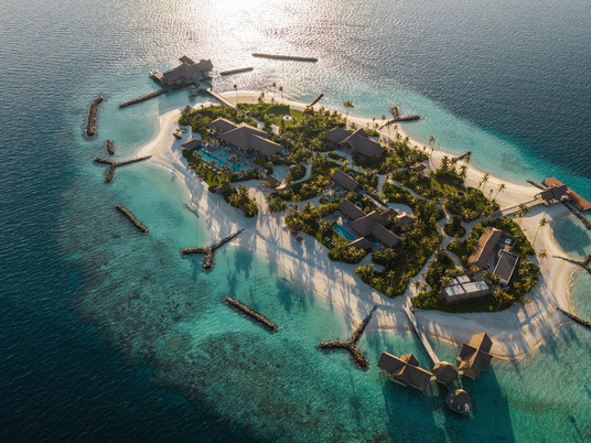 Is this the world's most exclusive private island?
