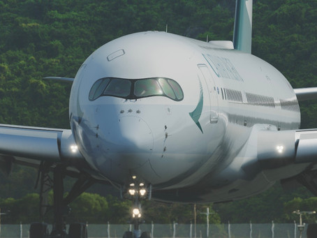 Cathay Pacific launches Covid cover