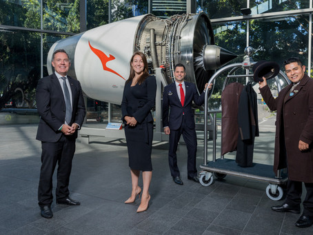 Qantas to partner with Accor on loyalty programme