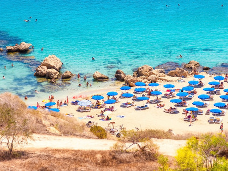 Cyprus reopens to vaccinated holidaymakers