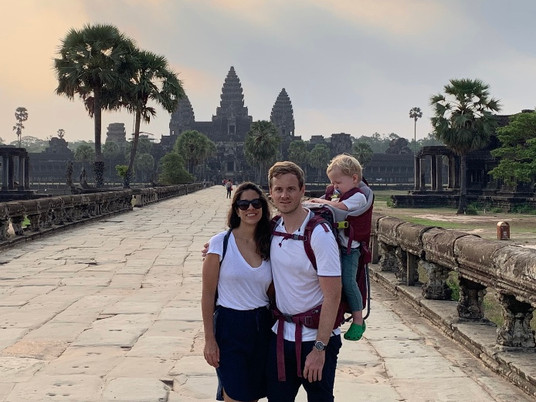 Life under lockdown – the view from Cambodia
