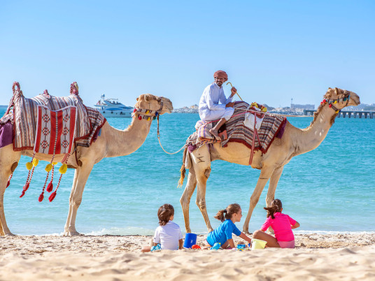 Where to stay in Dubai with the kids