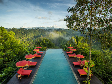 Exciting new resorts for your Bali bucket list